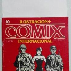 Cómics: COMIX INTERNACIONAL, Nº 10. Lote 152555546