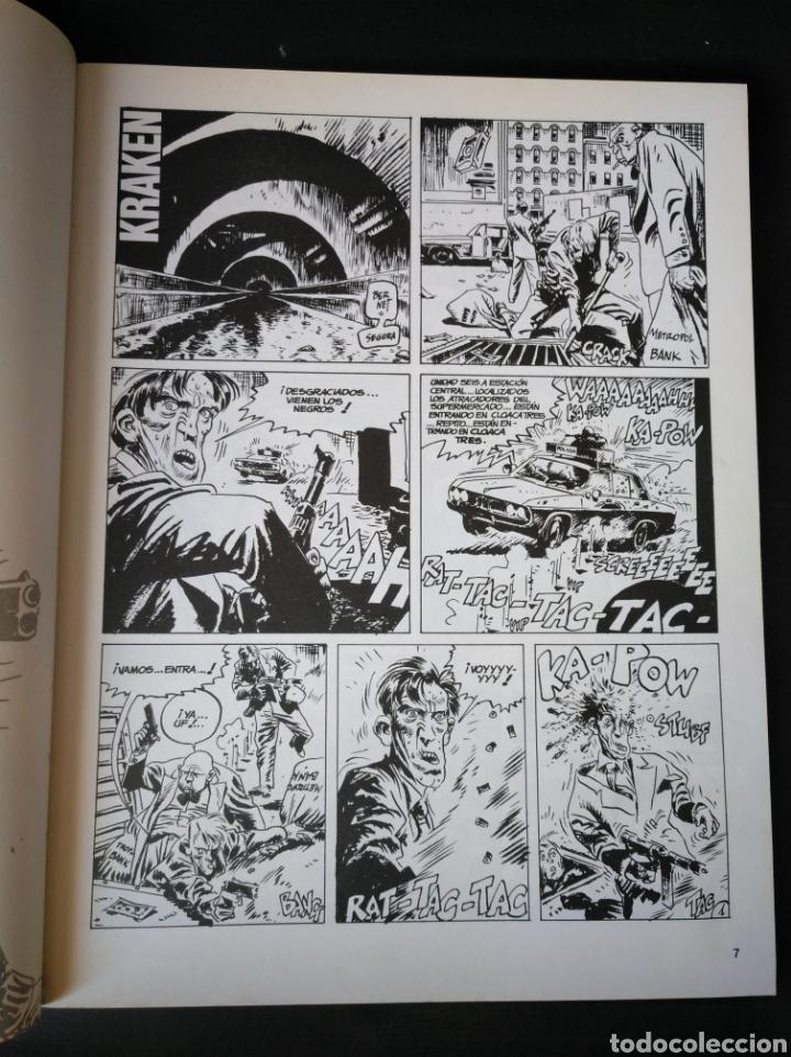 KRAKEN. SEGURA; BERNET. TOUTAIN. 1985. 1 EDICIÓN (Tebeos y Comics - Toutain - Álbumes)