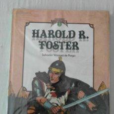 Cómics: NUEVO SIN ESTRENAR. HAROLD R. FOSTER. NOSTALGIA 3. SALVADOR VAZQUEZ DE PARGA. Lote 152951294