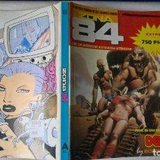 Cómics: COMIC: ZONA 84. EXTRA CON LOS NÚMEROS 92, 93 Y 94. FINAL DE UNA NUEVA ETAPA DEN (ABLN). Lote 153277562