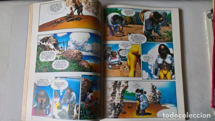 Cómics: COMIC: ZONA 84. EXTRA CON LOS NÚMEROS 92, 93 Y 94. FINAL DE UNA NUEVA ETAPA DEN (ABLN) - Foto 2 - 153277562