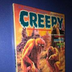 Cómics: CREEPY TOMO DEL 10 AL 12 DE TOUTAIN 1990. Lote 153322034