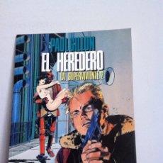 Cómics: EL HEREDERO. LA SUPERVIVIENTE 2. PAUL GILLON 1985. Lote 153429297
