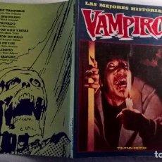 Comics : COMIC: LAS MEJORES HISTORIAS DE VAMPIROS 2 (ABLN). Lote 200000546