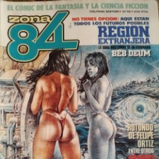 Cómics: COMIC ZONA 84 N. 78. Lote 153811096
