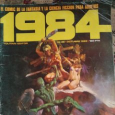 Cómics: COMIC 1984 N. 45. Lote 153813980