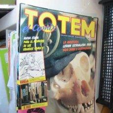 Cómics: TOTEM EL COMIX Nº 01. TOUTAIN. . Lote 153883130