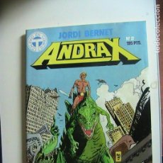 Cómics: ANDRAX Nº 2. TOUTAIN, 1988.. Lote 153913274