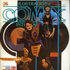 Cómics: ILUSTRACION + COMIX INTERNACIONAL. Nº 26. Lote 154133674