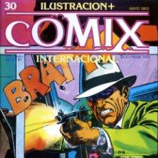 Cómics: ILUSTRACION + COMIX INTERNACIONAL. Nº 30. Lote 154133826