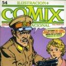 Cómics: ILUSTRACION + COMIX INTERNACIONAL. Nº 54. Lote 154134754