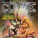 Cómics: ILUSTRACION + COMIX INTERNACIONAL. Nº 56. Lote 154134886