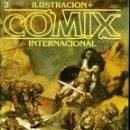 Cómics: ILUSTRACION + COMIX INTERNACIONAL. Nº 2. Lote 154158922