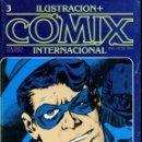 Cómics: ILUSTRACION + COMIX INTERNACIONAL. Nº 2. Lote 154159102