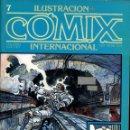 Cómics: ILUSTRACION + COMIX INTERNACIONAL. Nº 7. Lote 154160322