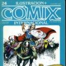 Cómics: ILUSTRACION + COMIX INTERNACIONAL. Nº 24. Lote 154160534