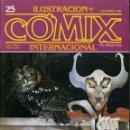 Cómics: ILUSTRACION + COMIX INTERNACIONAL. Nº 25. Lote 154160618