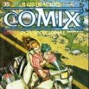 Cómics: ILUSTRACION + COMIX INTERNACIONAL. Nº 35. Lote 154160674