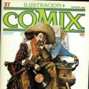 Cómics: ILUSTRACION + COMIX INTERNACIONAL. Nº 37. Lote 154160798