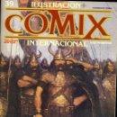 Cómics: ILUSTRACION + COMIX INTERNACIONAL. Nº 39. Lote 159039134