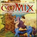 Cómics: ILUSTRACION + COMIX INTERNACIONAL. Nº 40. Lote 154161010