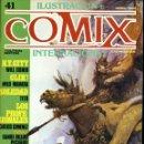 Cómics: ILUSTRACION + COMIX INTERNACIONAL. Nº 41. Lote 154161102