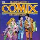 Cómics: ILUSTRACION + COMIX INTERNACIONAL. Nº 60.. Lote 154161394