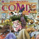 Cómics: ILUSTRACION + COMIX INTERNACIONAL. Nº 61.. Lote 154161470