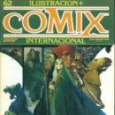 Cómics: ILUSTRACION + COMIX INTERNACIONAL. Nº 62.. Lote 154161514