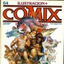 Cómics: ILUSTRACION + COMIX INTERNACIONAL. Nº 64.. Lote 154161574