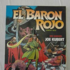 Cómics: EL BARON ROJO. ENEMY ACE. BOB KANIGHER Y JOE KUBERT. TOUTAIN. Lote 154470522