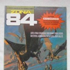 Cómics: ZONA 84 Nº 90. TOUTAIN. Lote 154777318