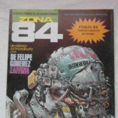 Cómics: ZONA 84 Nº 94. TOUTAIN. Lote 154779890