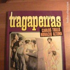 Cómics: ALTUNA. TRAGAPERRAS. TOUTAIN, 1986.. Lote 154783582