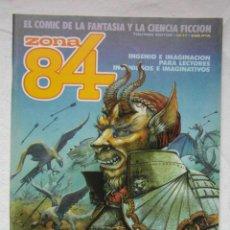 Cómics: ZONA 84 Nº 17. TOUTAIN. Lote 154824038