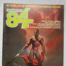 Cómics: ZONA 84 Nº 23. TOUTAIN. Lote 154839150