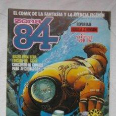 Cómics: ZONA 84 Nº 74. TOUTAIN. Lote 154840674
