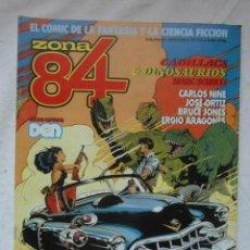 Cómics: ZONA 84 Nº 73. TOUTAIN. Lote 154840958