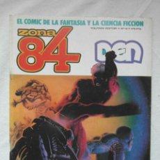 Cómics: ZONA 84 Nº 72. TOUTAIN. Lote 154841214