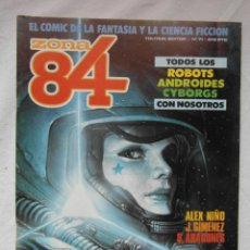 Cómics: ZONA 84 Nº 71. TOUTAIN. Lote 154841650