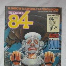 Cómics: ZONA 84 Nº 69. TOUTAIN. Lote 154842502