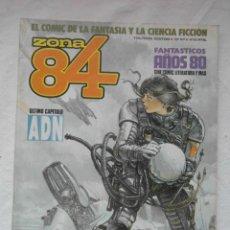 Cómics: ZONA 84 Nº 67. TOUTAIN. Lote 154843066