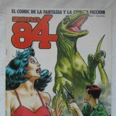 Cómics: ZONA 84 Nº 66. TOUTAIN. Lote 154845626