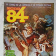 Cómics: ZONA 84 Nº 65. TOUTAIN. Lote 154845966
