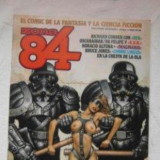 Cómics: ZONA 84 Nº 63. TOUTAIN. Lote 154846986