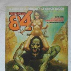 Cómics: ZONA 84 Nº 60. TOUTAIN. Lote 154848086