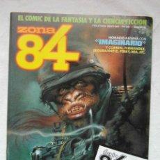 Cómics: ZONA 84 Nº 59. TOUTAIN. Lote 154848406