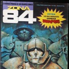 Cómics: ZONA 84 - NÚMERO 89. Lote 154912018