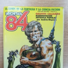 Cómics: ZONA 84 EXTRA #12. Lote 154957049
