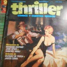 Cómics: THRILLER . Nº 4. Lote 155424522